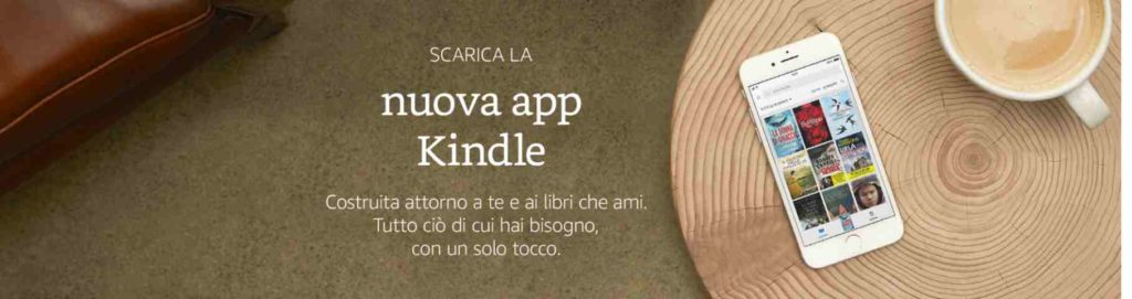Scarica App Kindle Unlimited