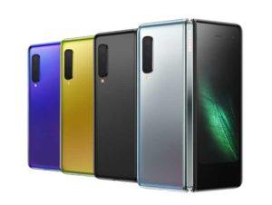 Samsung Galaxy Fold Colori