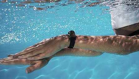 Fitness Tracker per Nuotare