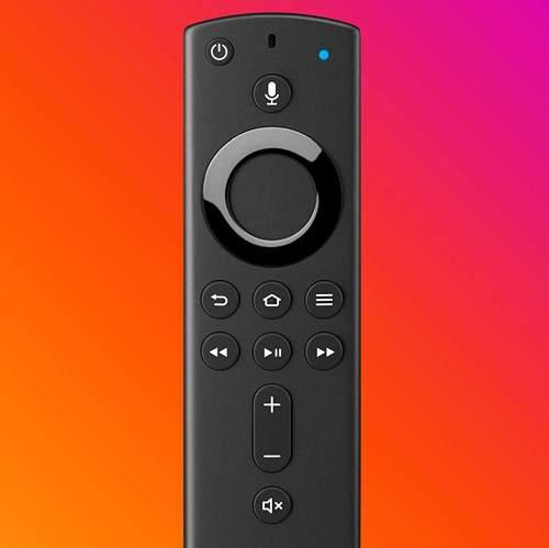 Telecomando Fire TV con Alexa