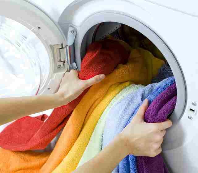 Bucato in Lavatrice