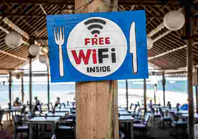 Segnale Wi-Fi