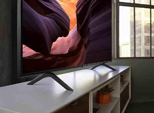 Distanza TV Risoluzione
