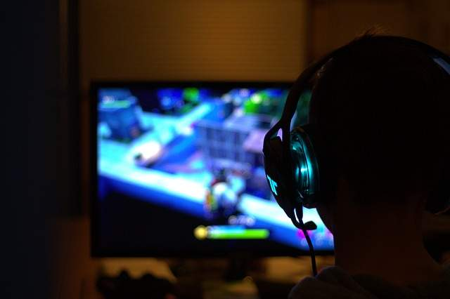 Setup da Gaming