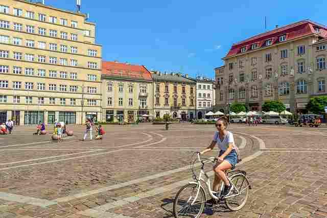 Usare la Bicicletta in Città