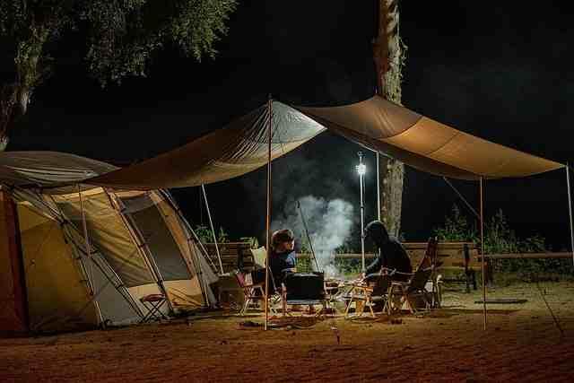 Campeggio In Tenda
