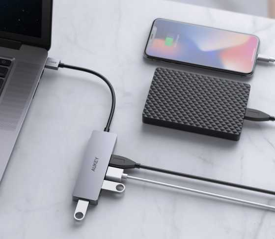 Collegare Dispositivi Multipli Attraverso un Hub USB