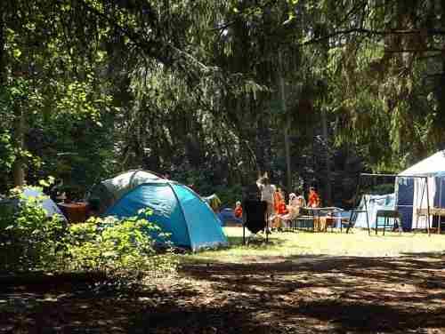Consigli Per Fare Campeggio In Tenda