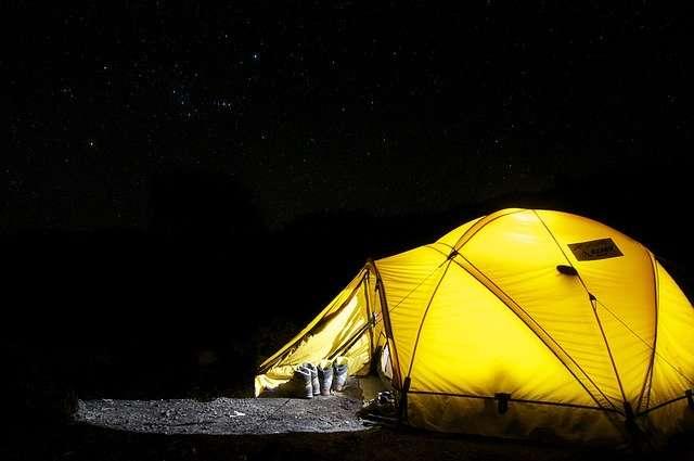 Impermeabilità di una Tenda da Campeggio