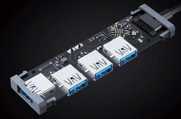 Sicurezza di un Hub USB