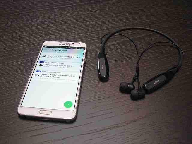 Cuffie Smartphone Bluetooth