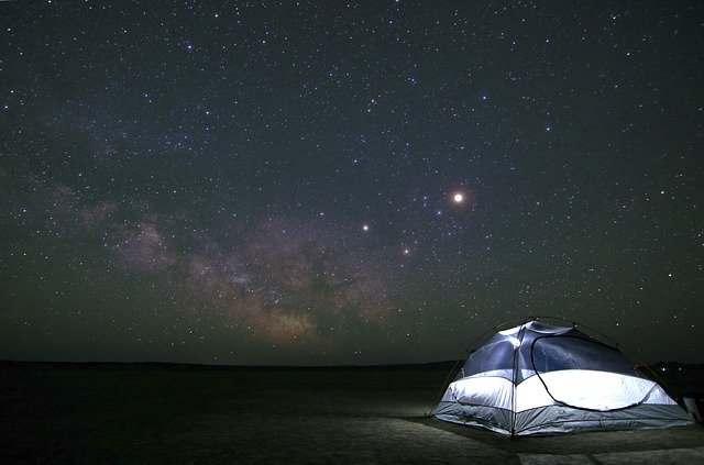 Tenda da Trekking
