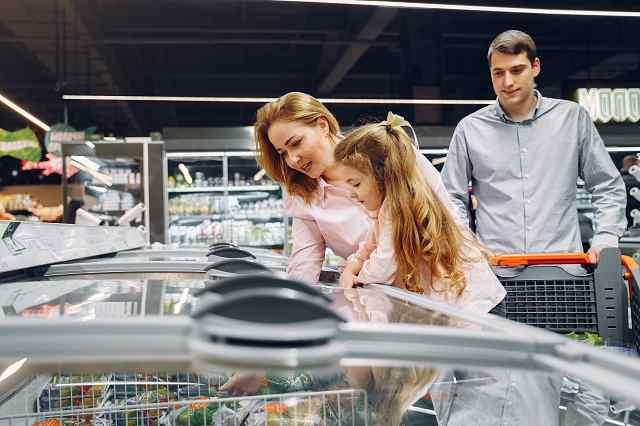 Supermercato Surgelati
