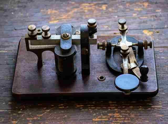 Telegrafo Codice Morse