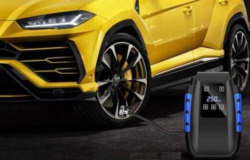 Migliore Compressore Portatile Auto