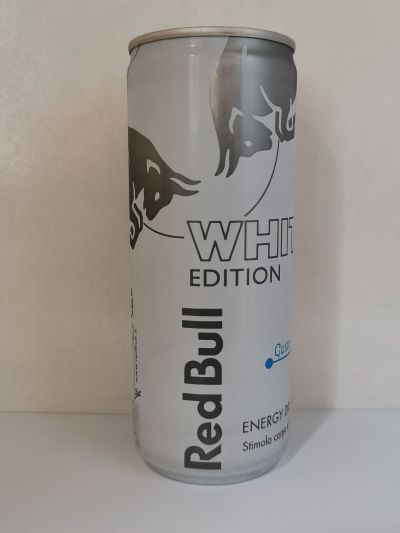 Red Bull White Edition Prova di Assaggio