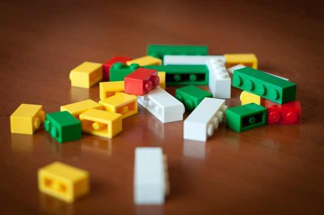 Smonta i LEGO