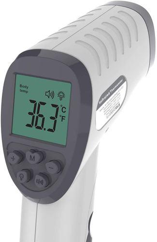 Termometro Infrarossi Struttura