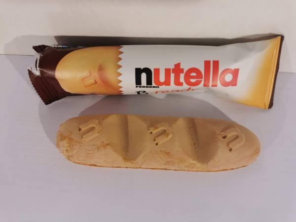 Nutella B-ready Aspetto Esterno