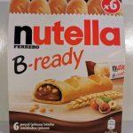 Recensione Nutella B-ready