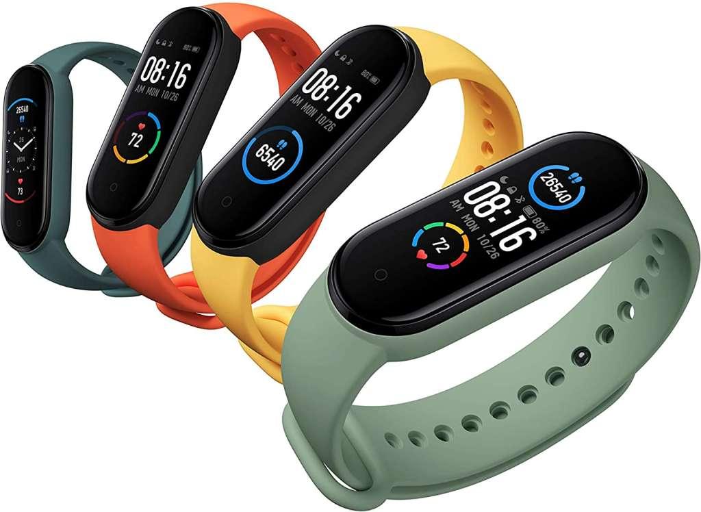 Smartband con Cinturino Intercambiabile
