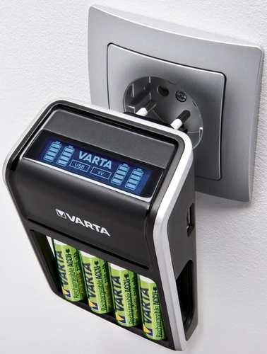 Batterie Ricaricabili Ricarica