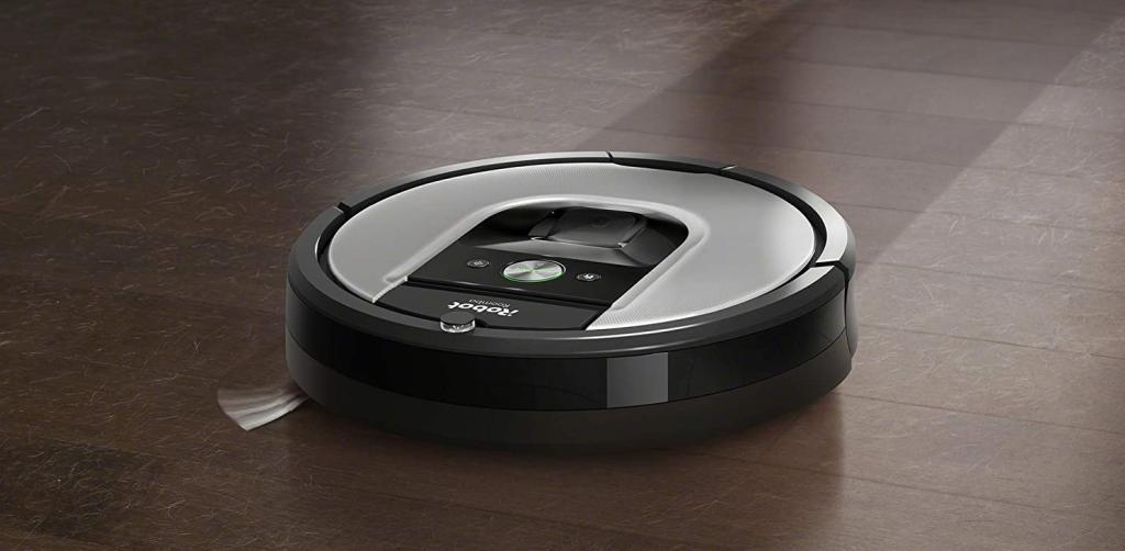 Robot Aspirapolvere Roomba 906
