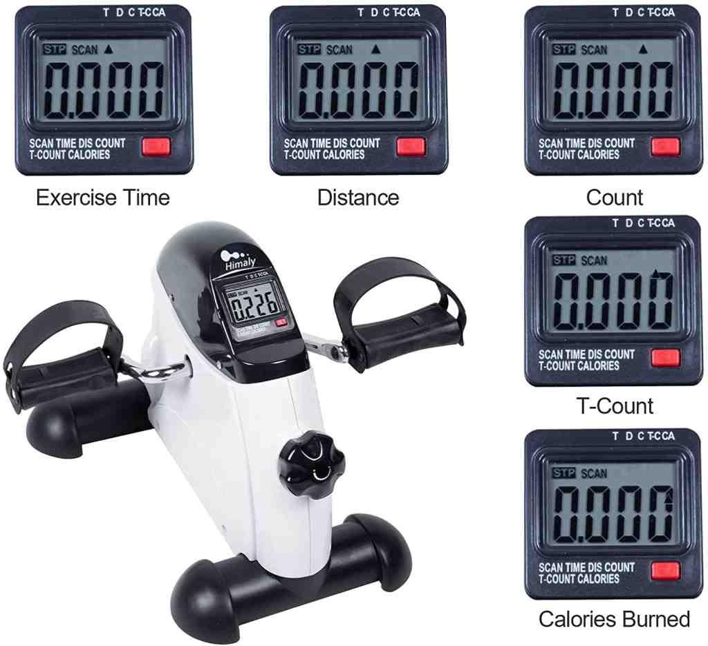 Display Mini Bike con Dati sull'Allenamento
