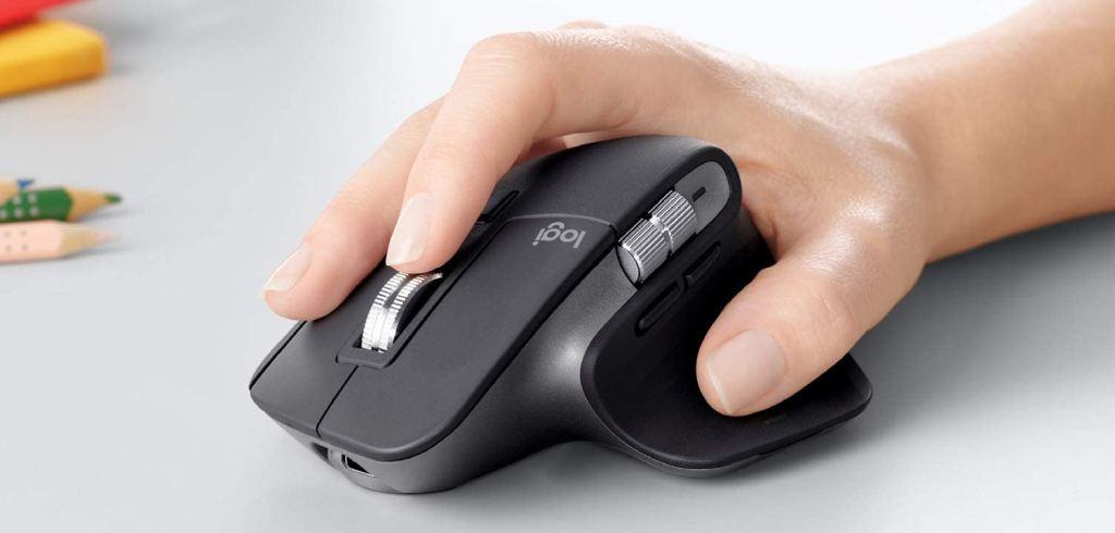 Mouse Ergonomico Senza Filo