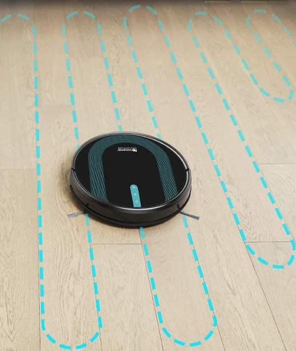 Sistema di Navigazione del Robot Aspirapolvere Proscenic 850T