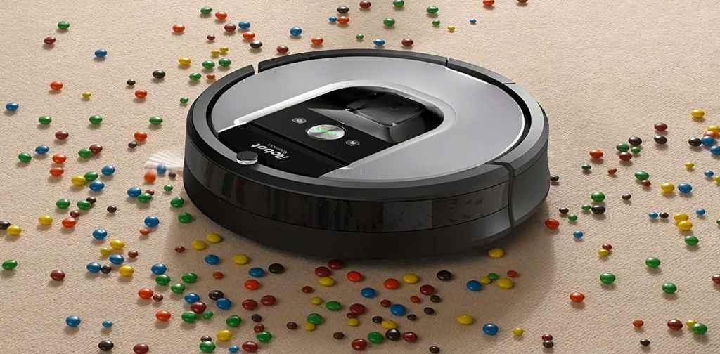 Roomba 906 Aspirazione