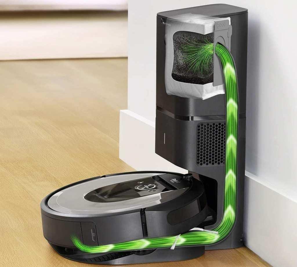 Roomba i7+ Base di Ricarica e Pulizia