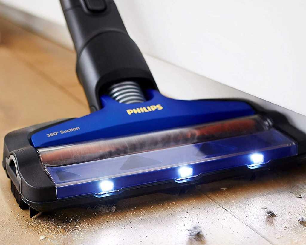 Spazzola Motorizzata con Illuminazione LED