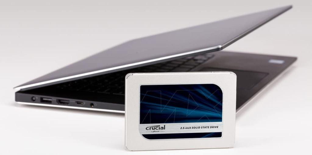Velocizzare il Computer con disco SSD