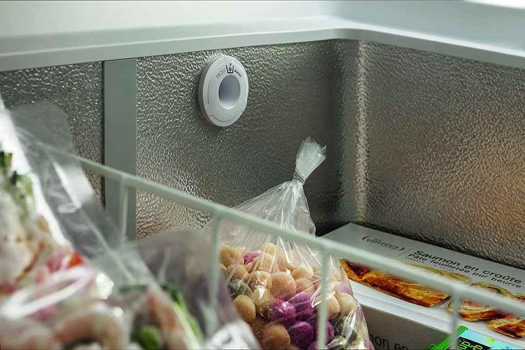 Congelatore a Pozzetto Capacità