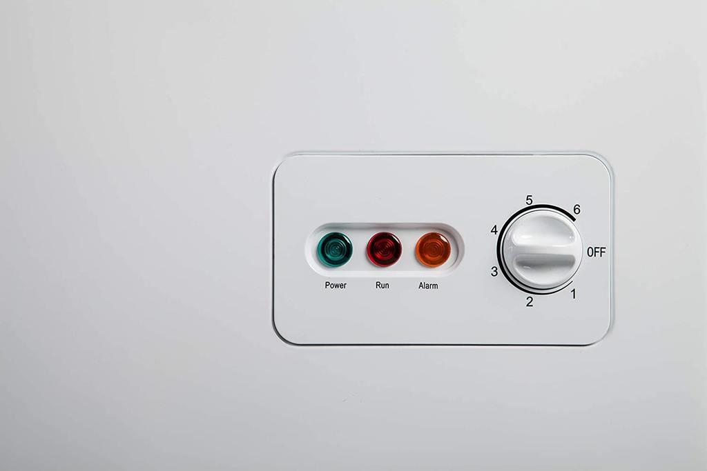 Congelatore a Pozzetto Temperatura