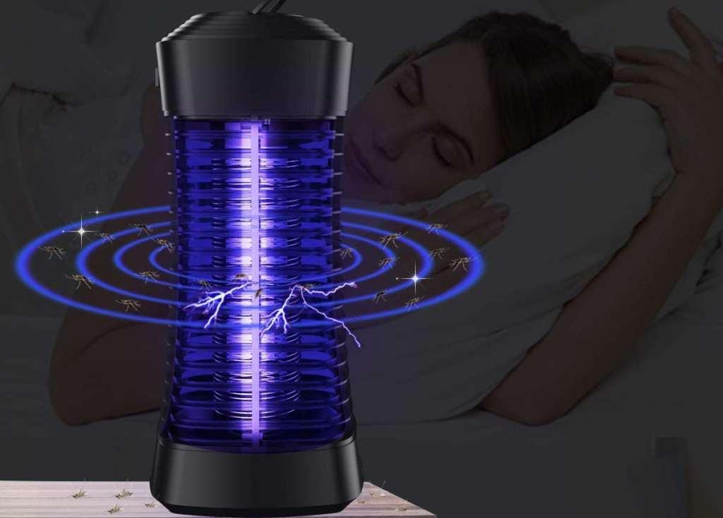 Lampada Anti Zanzare a Ultravioletti