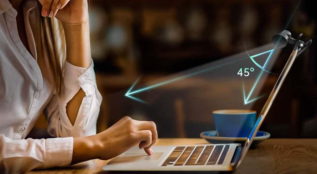 Luce LED per Computer Portatile o Monitor
