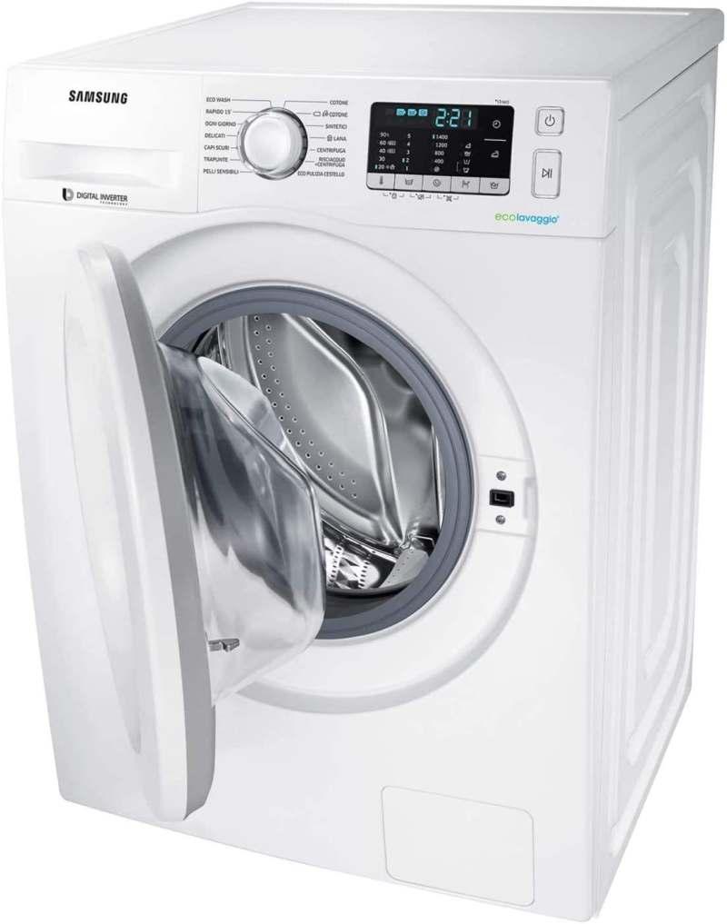 Lavatrice Carica Frontale con Capacità 8 Kg