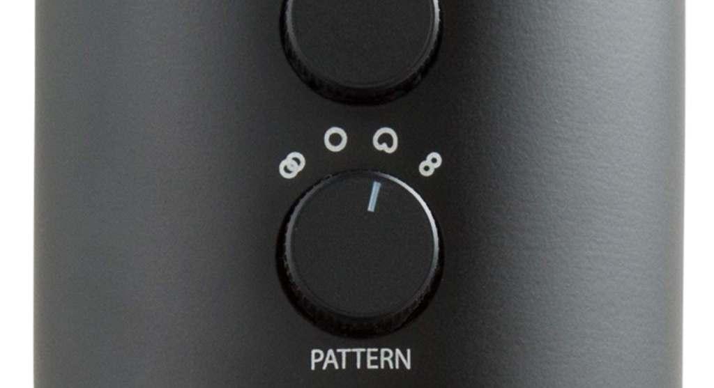 Microfono per PC Selezione Pattern Polari