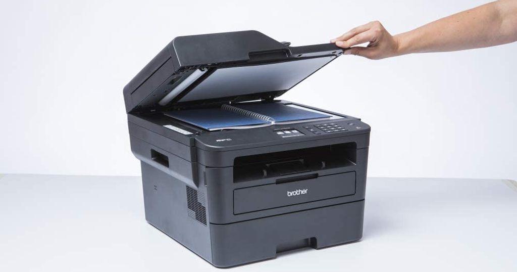 Scanner di una Stampante Laser Multifunzione