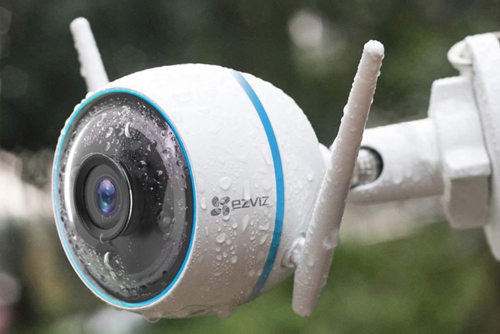 Videocamera IP da Esterno Resistente agli Agenti Atmosferici