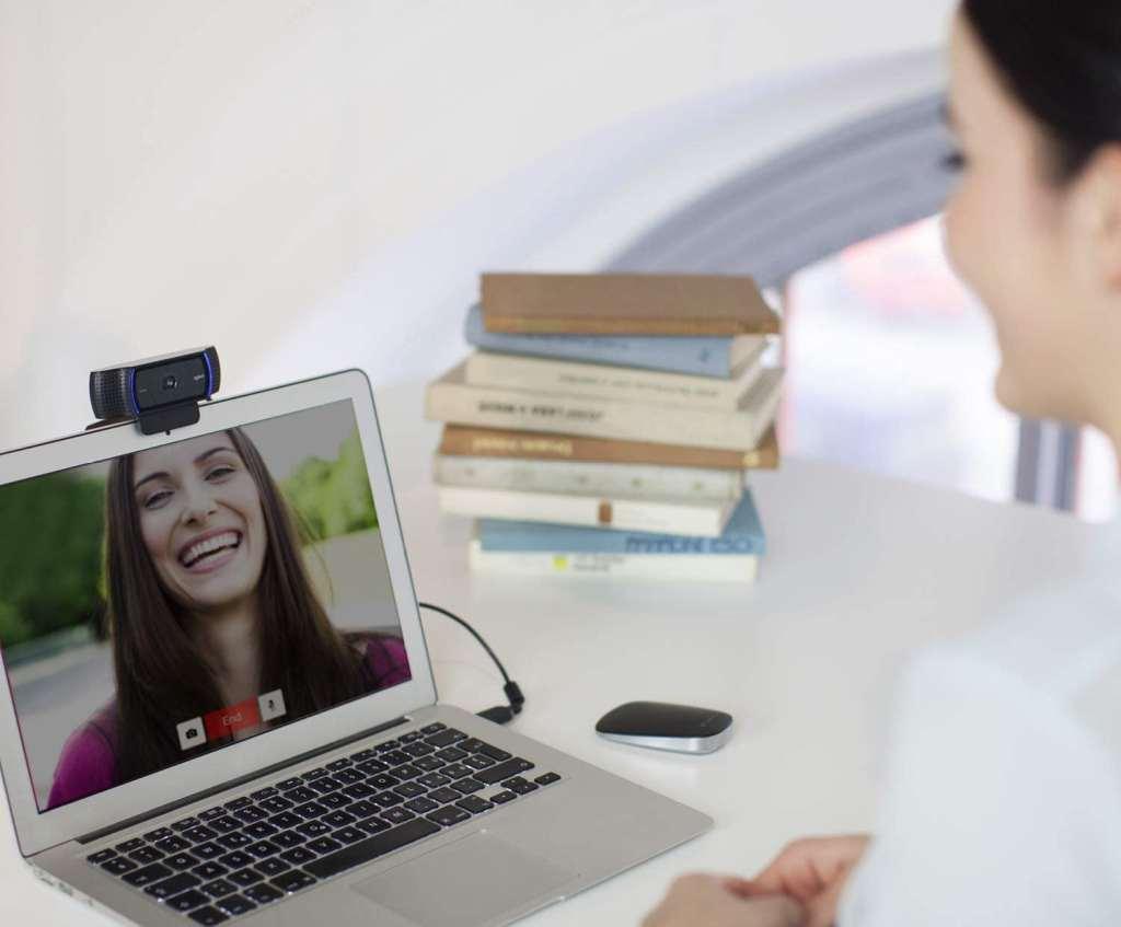 Videochiamata Tramite Webcam