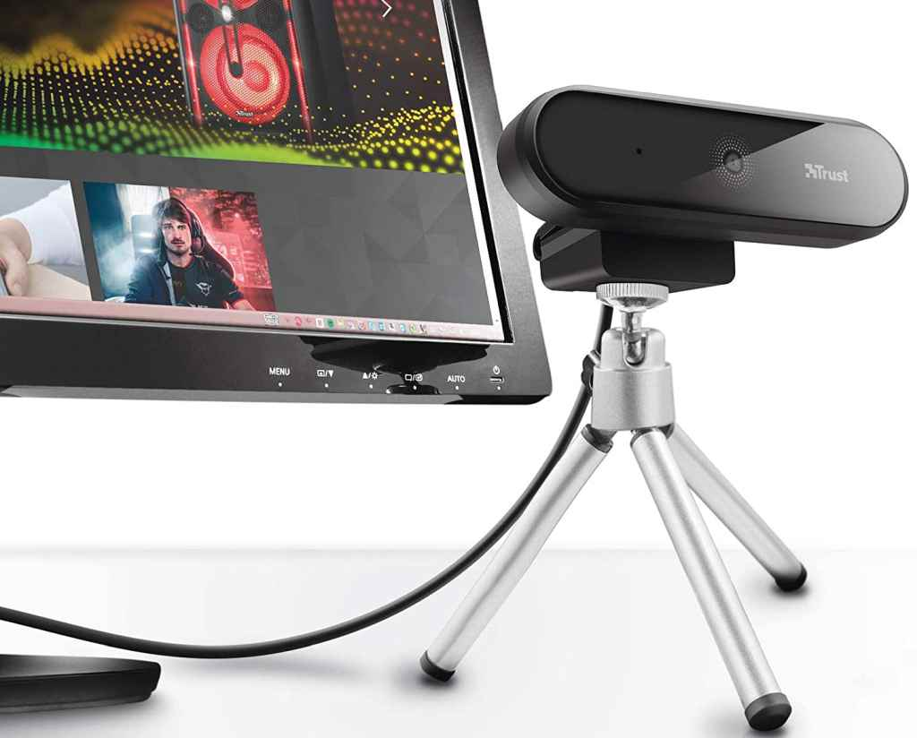 Webcam su Treppiede