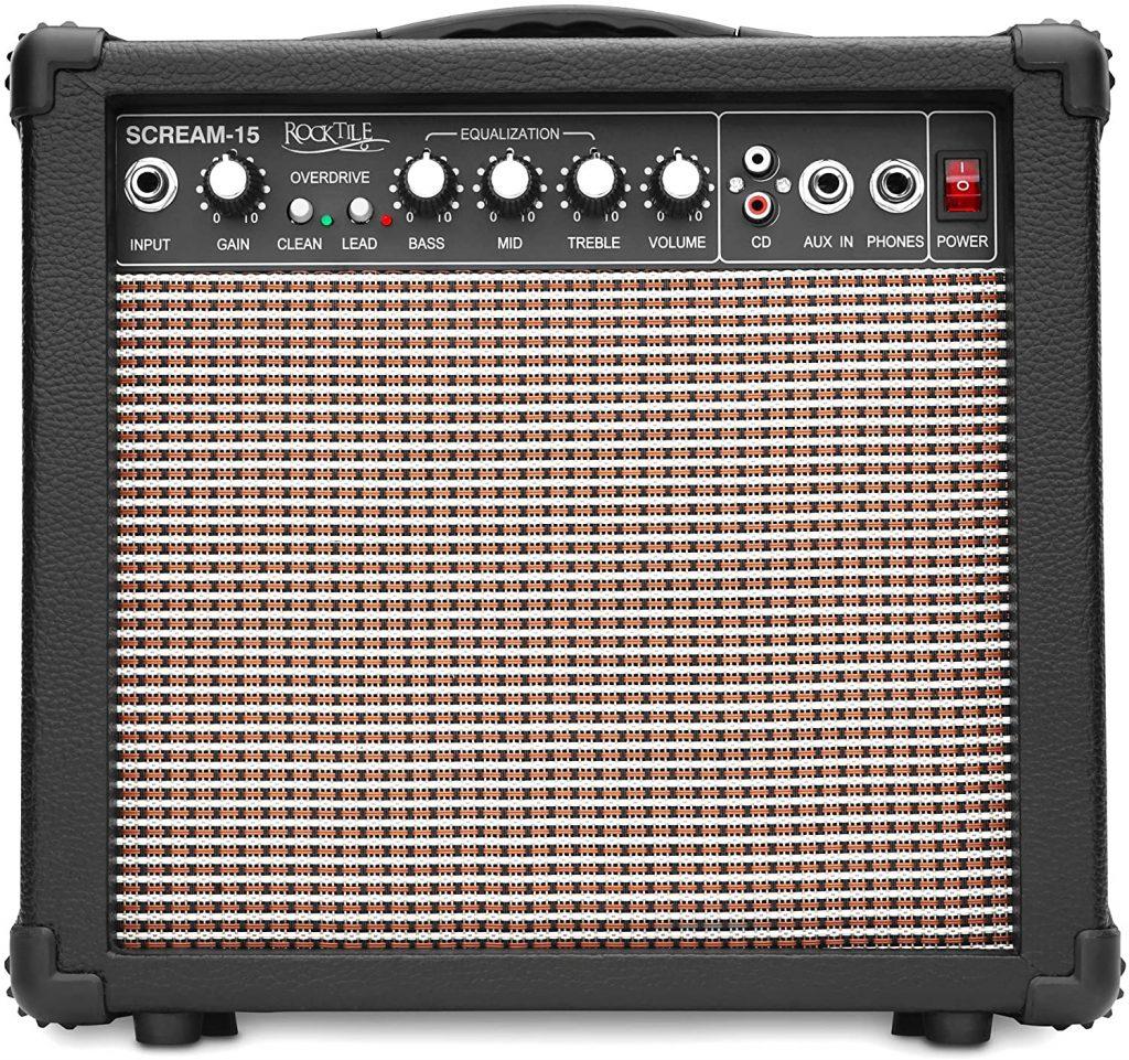 Amplificatore a Transistor per Chitarra