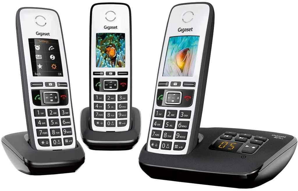 Basi Telefono Cordless