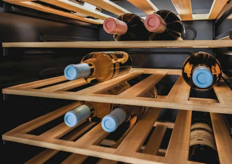 Capacità di una Cantinetta per Vino