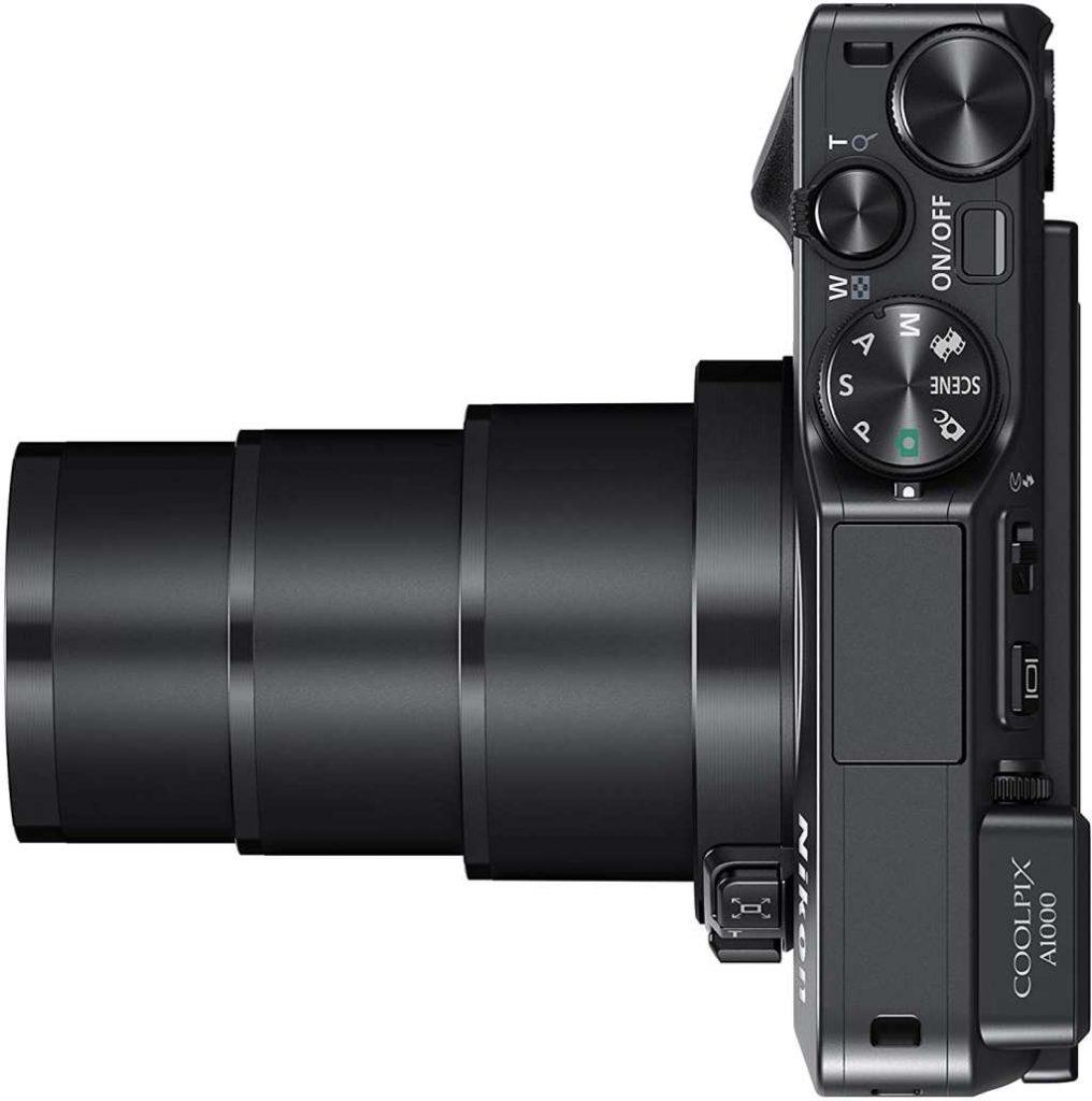 Obiettivo di una Fotocamera Digitale Compatta