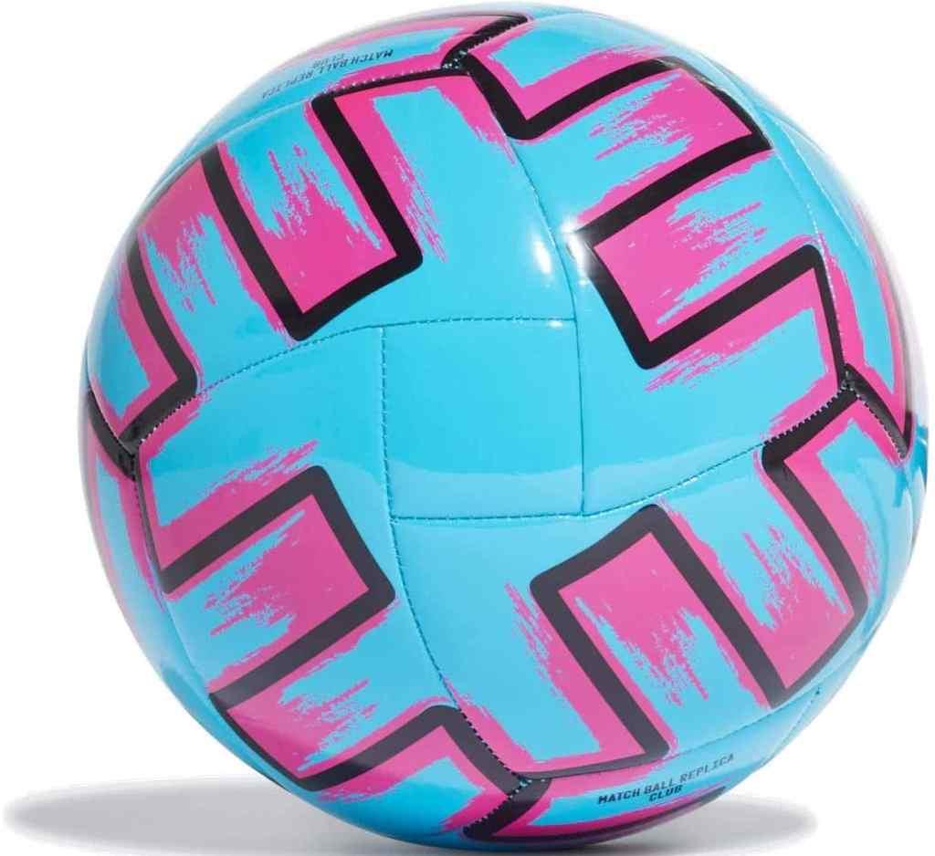 Pallone con Colori Vivaci e Grafiche a Contrasto per Maggiore Visibilità