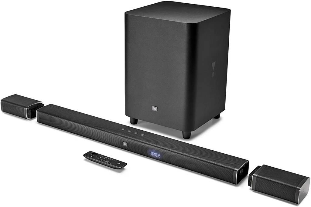 Soundbar Canali Audio